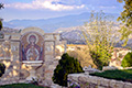 Salamiou Monastery - short drive from Limnaria Villas